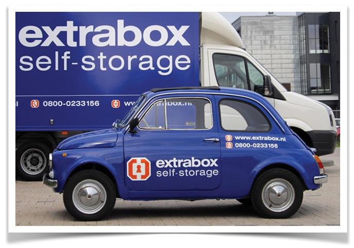 Extrabox - 1. De uitdaging